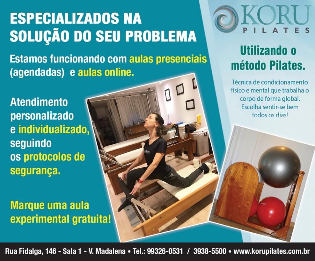 Studio Koru Pilates